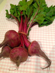 Have you ever seen a more beautiful beetroot?